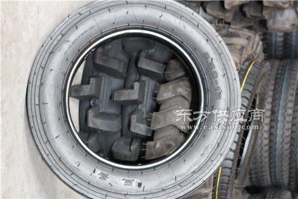 现货销售拖拉机导向轮胎600-16、F2导向花纹农用轮胎图片