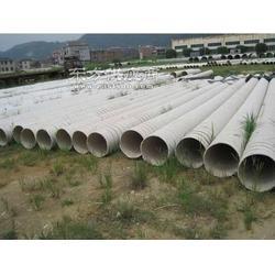 大口径U-pvc缠绕管 pvc图片