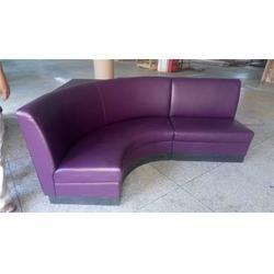 西餐廳沙發卡座-得孚源家具(在線咨詢)餐廳沙發圖片