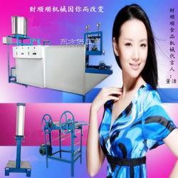 新型仿手工豆腐皮机全自动干豆腐机器诚招代理价格