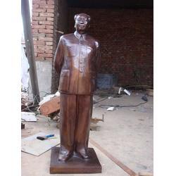 孔子铸铜雕塑|兴达铜雕|江西孔子铜雕图片