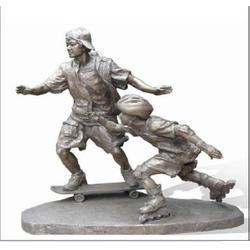 人物校园铜雕,北京校园铜雕,兴达铜雕图片