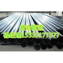 盛沧DN100电缆内外涂塑钢管厂家直销图片