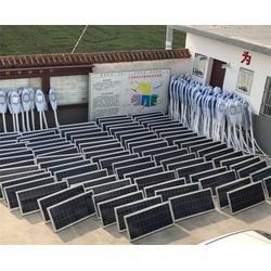 安徽太阳能路灯-安徽维联光电公司-厂区太阳能路灯安装