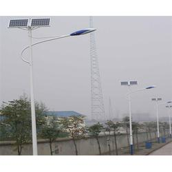合肥太陽能路燈-安徽維聯太陽能路燈-廠區太陽能路燈安裝圖片