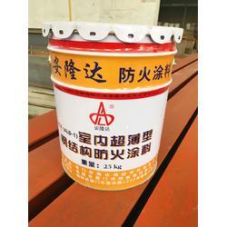 厚型防火涂料|潍坊防火涂料|厦门安隆达(查看)图片