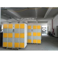 永恒力五金厂家生产定制各种储物柜、超市外供客户放物品的储物箱游泳室的更衣室储物柜图片