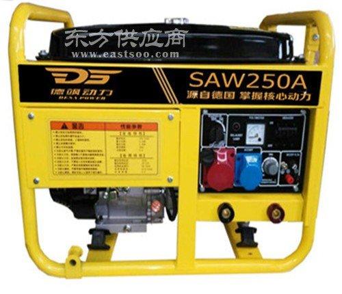 便携式汽油发电焊机SAW250A图片