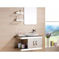 不锈钢浴室柜哪家好|师宗不锈钢浴室柜|云南峰旭图片