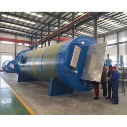 一體化預制泵站品牌-淮南一體化預制泵站-合肥珂瑪環保科技圖片