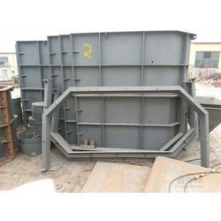 博尔塔拉混凝土污水井钢模具-国路模具制造图片