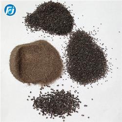喷砂磨料一级棕刚玉-喷砂-方晶超硬材料公司图片