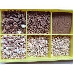 玉米芯颗粒 方晶磨料公司 香味素玉米芯颗粒图片