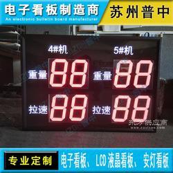 生产看板设备运行状态记录显示电子看板生产线大屏幕显示屏图片