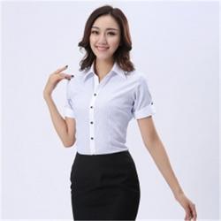 职业女装西服衬衫、衬衫、虎森服饰(查看)图片