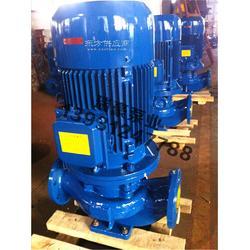 现货销售ISG300-400单级单吸管道泵农田灌溉泵锅炉给水泵图片