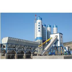 拌合站生产线,志科机械,工程混凝土拌合站生产线图片