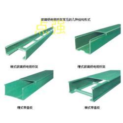玻璃钢电缆桥架-电缆槽厂家-点强图片