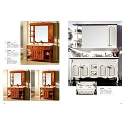 【华中洁卫浴】|河南定制浴室柜品牌|焦作定制浴室柜图片