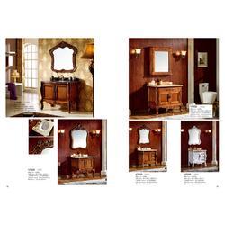 整体浴室柜定制厂家 ,【华中洁卫浴】,东沙群岛浴室柜定制厂家图片