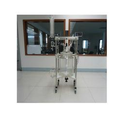 玻璃反应釜,非标定制玻璃反应釜,南京炳辉仪器仪表(优质商家)图片