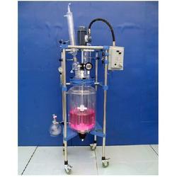玻璃反应釜型号,玻璃反应釜,南京炳辉仪器仪表供应图片