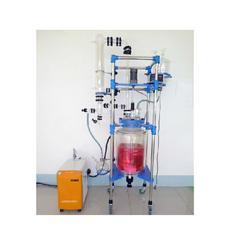 100L双层玻璃反应釜、双层玻璃反应釜、南京炳辉仪器仪表公司图片