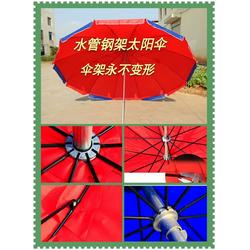 钢管钢架太阳伞、江西优固伞篷、太阳伞图片