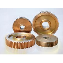 安徽铜涡轮厂,铜涡轮,扬州晟天轴瓦(查看)图片