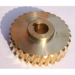 扬州晟天轴瓦(图),扬州铜涡轮,铜涡轮图片