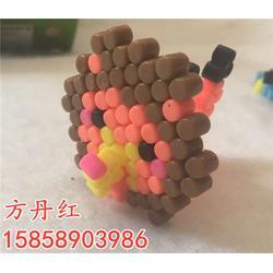 拼拼豆豆厂家-明创工艺品(在线咨询)兰溪拼拼豆豆图片