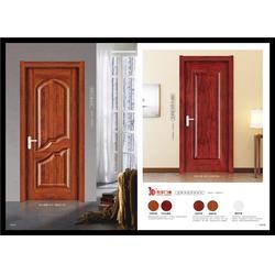 钢木门和实木复合门哪个好-永佳钢木门卓越大方-钢木门图片