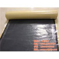 庆云防水卷材、贵弘建材、防水卷材施工工艺图片