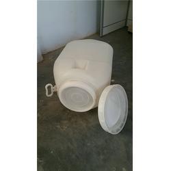 50L圆方大口桶-50L圆方大口桶-天齐塑业发货及时图片