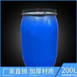 120L抱箍桶在哪买-天齐塑业质量可靠-宜昌120L抱箍桶图片