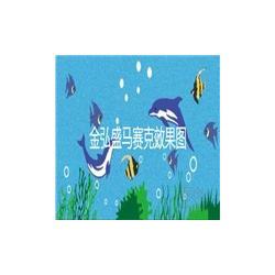 工程陶瓷游泳池拼图马赛克图片