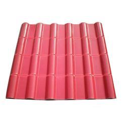 合成樹脂瓦生產廠家-恒盛彩虹瓦(在線咨詢)-鎮江合成樹脂瓦圖片