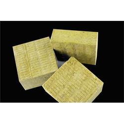 半硬质保温岩棉板、华能保温(在线咨询)、保温岩棉板图片