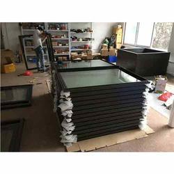 北京90度广告平开门|90度广告平开门|广福金属制品厂图片