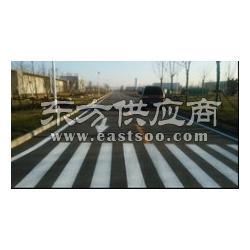道路划线标线 厂区冷漆热熔划线 车库箭头划线生产厂家图片