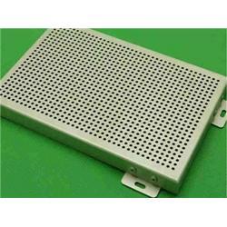 穿孔板|烨和|2.0mm碳钢穿孔板网现货经销图片