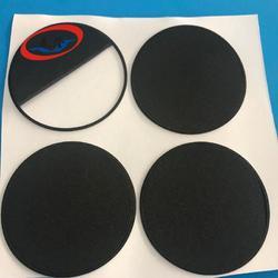 厂家纸箱EVA脚垫 自粘EVA垫片 泡棉防滑垫 缓震阻燃CR垫 防火阻燃双面胶图片