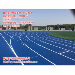学校塑胶跑道|垦利塑胶跑道|奥兴塑胶铺装(多图)图片