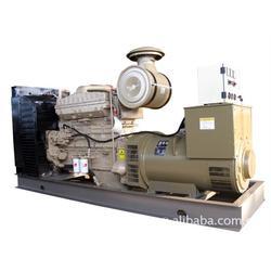 山东发电机组-潍坊德曼动力科技-上柴发电机组报价图片