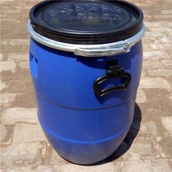 50L铁箍桶防腐蚀、50L铁箍桶、新佳塑业(查看)图片