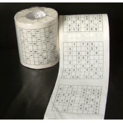 印花卫生纸卷、沐森纸品、环保宣传印花卫生纸卷图片