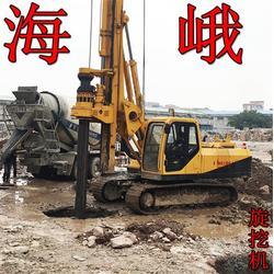 小型旋挖机型号,贵港小型旋挖机,海峨桩工图片