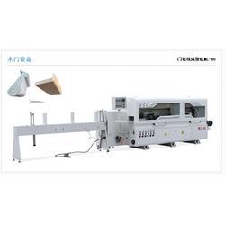 木门流水线厂家、华顺昌木工机械(在线咨询)、木门流水线图片
