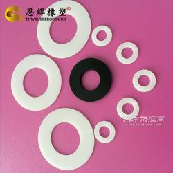 热销黑色POM垫片 耐磨聚甲醛垫圈 白色赛钢平垫 聚甲醛塑料垫片图片