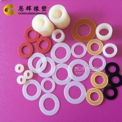 定做耐高温透明硅胶垫片 PA6尼龙垫片 PVC塑料华司 PE绝缘垫片图片